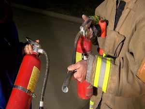 Будьте активными в вопросах пожарной безопасности