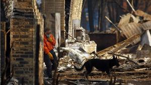 В Калифорнии вспыхивают новые пожары