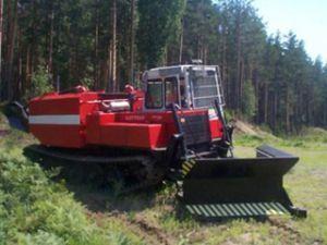 Лесничества Алтайского края уже начали подготовку к пожароопасному сезону