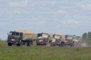 На военном полигоне «Погоново» не соблюдены правила пожарной безопасности