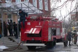 Нарушения пожарной безопасности привели к возгоранию в иркутской школе