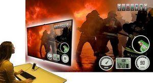 Использование новых технологий в обучении пожарных