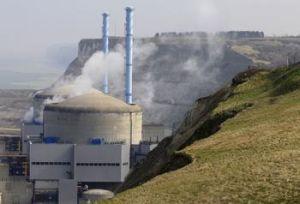 Пожар на французской АЭС не стал причиной утечки радиации