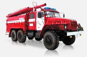 Пожарная безопасность Эртильского района возросла с открытием новой пожарной части