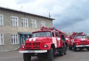 Пожарная безопасность Узбекистана под личным контролем властей
