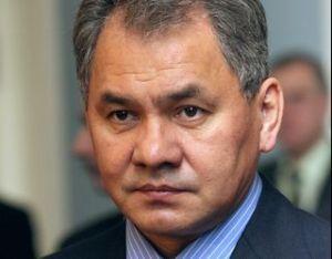 Сергей Шойгу посетил в Туле выставку средств пожарной безопасности, произведенных предприятиями области