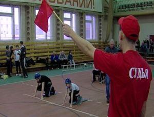 Соревнования по пожарно-прикладному спорту в Сургуте