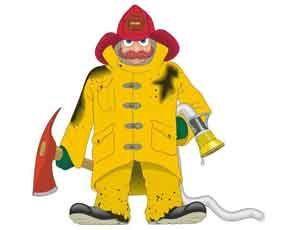 У пожарников-добровольцев 120 летний юбилей