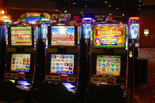 Игровые автоматы Вулкан Платинум на деньги