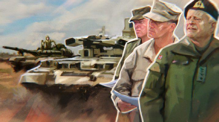 Британский спецназ в Эстонии пытается предотвратить «внезапное нападение» России на Европу