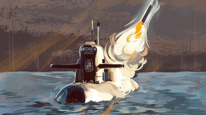 НАТО нечем защититься от российского «морского монстра»