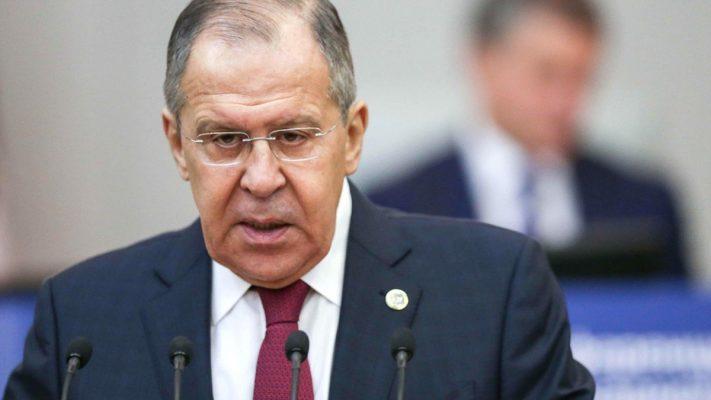 Лавров раскритиковал западных сторонников новой гонки вооружения