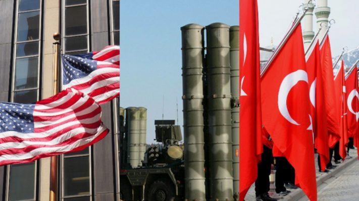 Санкции США против Турции приведут НАТО к распаду