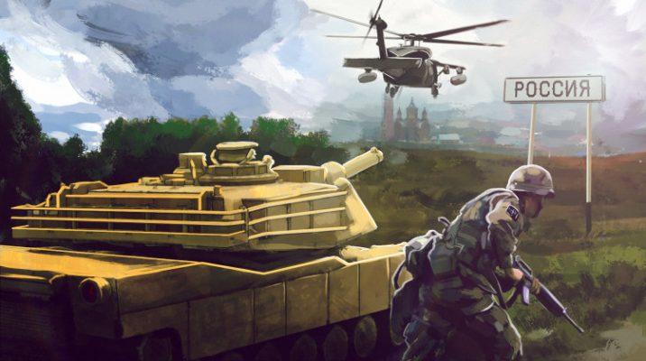 НАТО пытается оправдать собственную агрессию «российской угрозой»