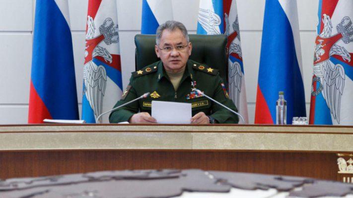 Шойгу: ПРО НАТО не остановят российские ракеты