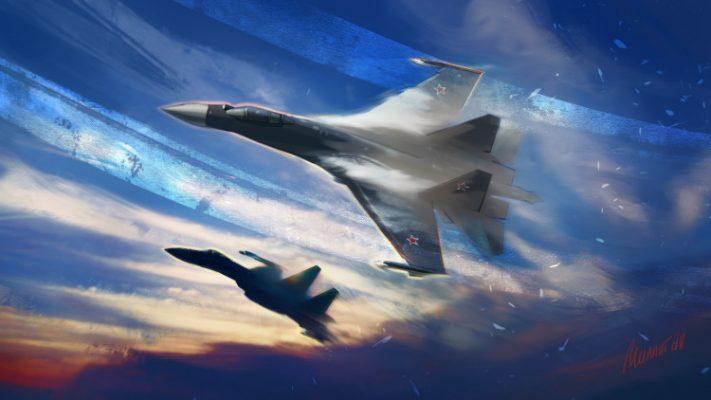 Американские эксперты признали превосходство Су-35 над истребителем США
