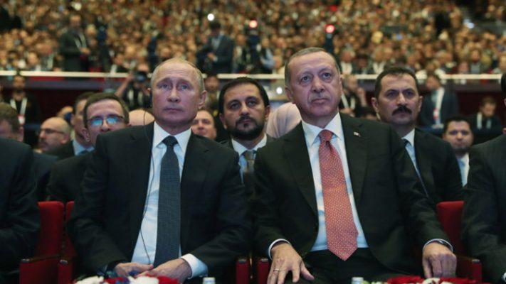 Эрдоган назвал российские С-400 «заботой о будущем страны»