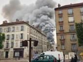 Во время пожара во французском Версале пострадал человек