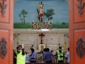Число погибших в результате терактов на Шри-Ланке уменьшили более чем на 100 человек
