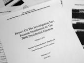 В США представили доклад Мюллера о российском вмешательстве