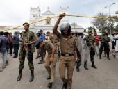 Теракты на Шри-Ланке: число подозреваемых возросло до 13 человек, при задержании - есть погибшие