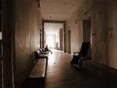 В России пенсионер покончил с собой в туалете поликлиники