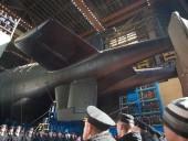 В РФ спустили на воду первую подлодку-носитель