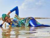 Sports Illustrated впервые разместил фото модели в буркини