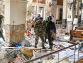 Еще пять человек задержали из-за взрывов в Шри-Ланке