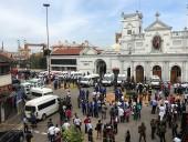 Взрывы в Шри-Ланке: число жертв растет