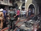 Великобритания предложила направить в Шри-Ланку специалистов по борьбе с терроризмом