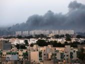 На подступах к Триполи проходят тяжелые бои с применением авиации