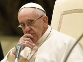 Папа Римский возглавил Крестный ход, посвятив размышления проблеме нового рабства