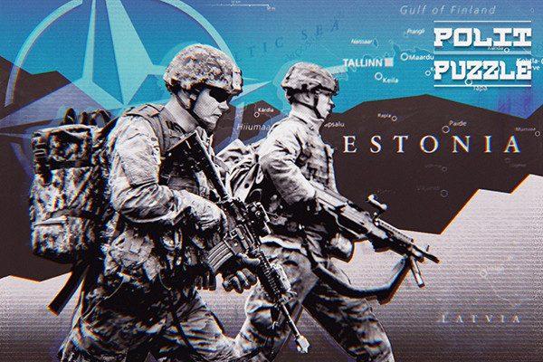 НАТО готовит в Эстонии «военный плацдарм» для «сдерживания» России