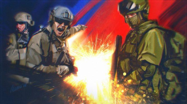 США перевооружают армию для войны с Россией и Китаем