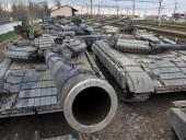 В РФ не исключают возможности использовать украинскую технику в Крыму для патриотического воспитания