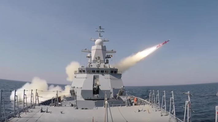 Россия встретила корабли НАТО на Балтике запуском ракет