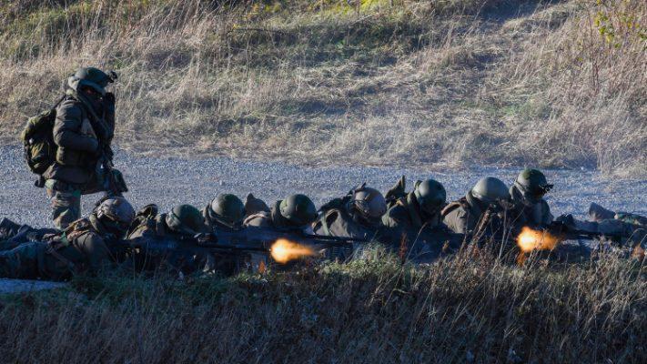 Der Spiegel рассказал о масштабных учениях НАТО в День Победы