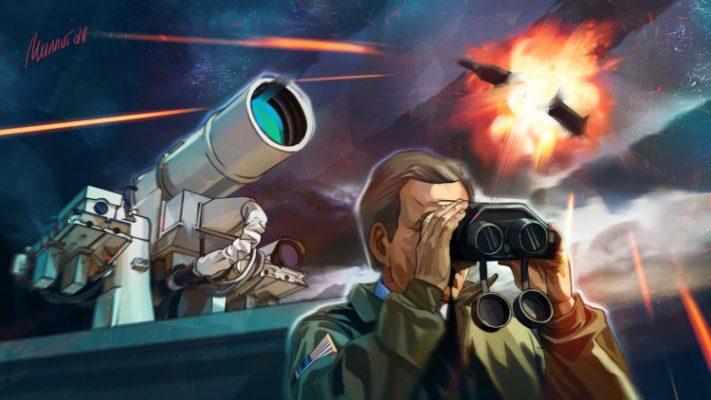 Эксперт сравнил лазерное оружие России и США