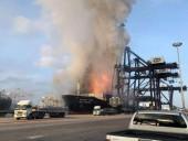 В порту Таиланда произошел взрыв, есть пострадавшие
