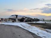 В России назвали основной версией катастрофы в Шереметьево ошибки пилотов