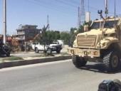 Из-за атаки на конвой военных США в Кабуле погибли четверо гражданских