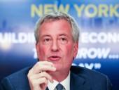 Мэр Нью-Йорка заявил, что идет в президенты США