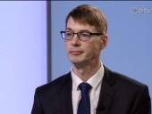 В Эстонии ушел в отставку министр, подозреваемый в домашнем насилии