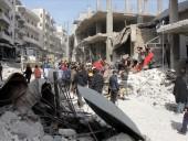 Армия Асада применила запрещены бомбы с белым фосфором в Идлибе