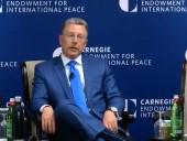 Тема Украины остается актуальной в отношениях США и РФ - Волкер