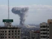 ВС Израиля поразили 120 военных целей в секторе Газа