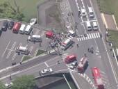 В результате наезда автомобиля в Японии погибли двое детей