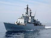 В Латвии сообщили о военном корабле РФ у границы