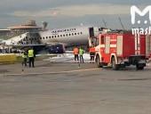 Судьба некоторых пассажиров загоревшегося в Шереметьево самолета неизвестна